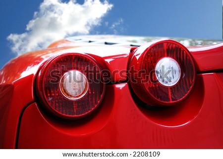 Ferrari F430 bluesky