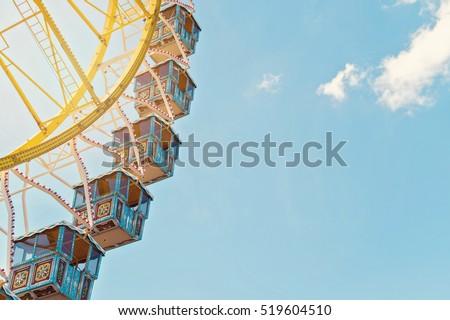 Shutterstock Ferris wheel