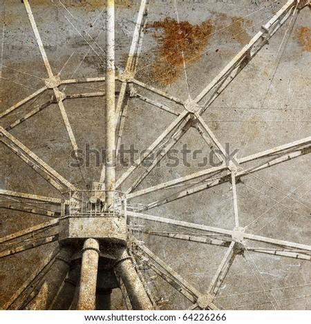 ferris wheel  old