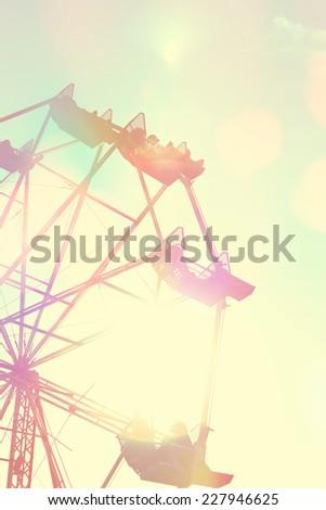 ferris wheel with instagram...