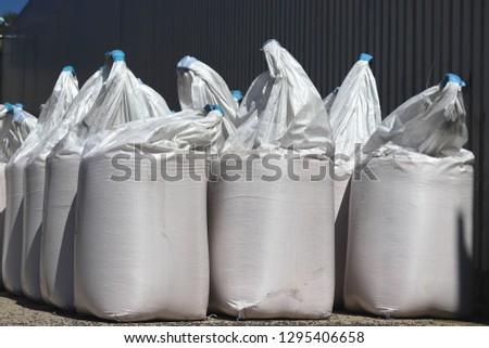 Fertilizer in big bag
