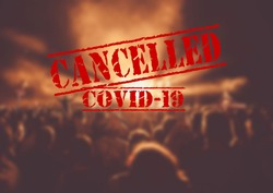 Festival concert cancelled due to coronavirus