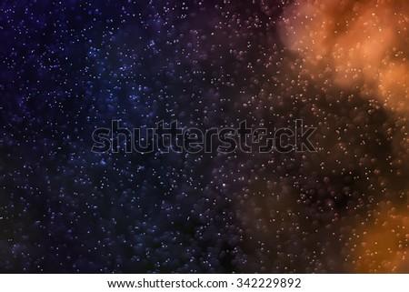 festive background like space - Shutterstock ID 342229892