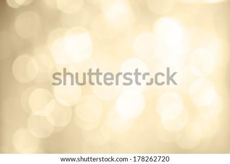 Festive background of lights