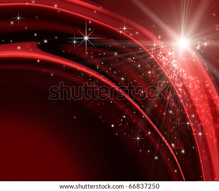 About photo festive holiday background with sparkles and stars picture