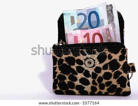 Few Euros in my bag!