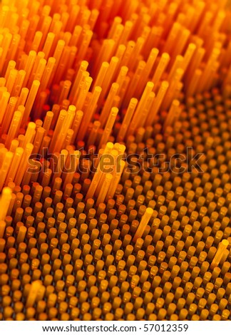 Fiber Optics Background - stock photo