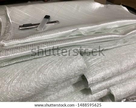 fiberglass fabric raw material for composite material