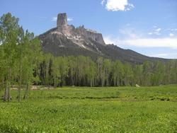 Field Where John Wayne Was Filmed