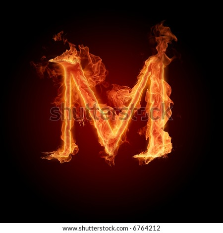 Letter m Logo Red Letter m Logo Letter m