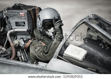 fighter plane tornado Aeronautica Militare, military aviation Foto stock ©