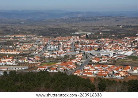 Figueira de Castelo Rodrigo, Portugal