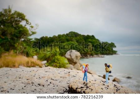 Figure Adventure, Figure backpacker, figure travelers, Toys #782216239