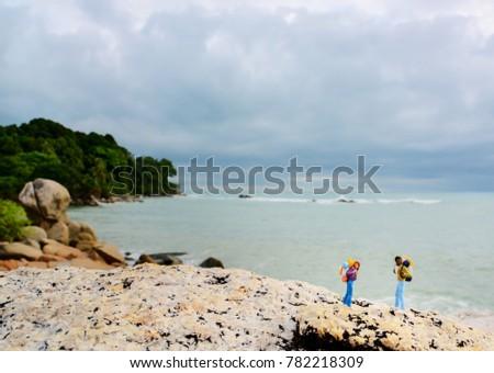 Figure Adventure, Figure backpacker, figure travelers, Toys #782218309