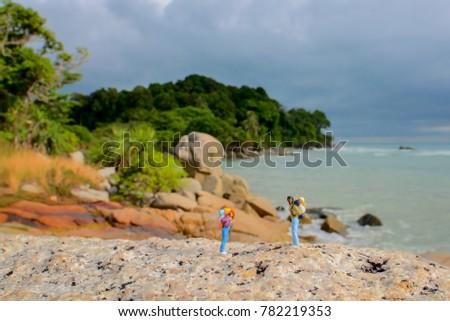Figure backpacker, figure travelers, Toys,Figure Adventure, #782219353