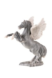 figure of a horse with wings Pegasus