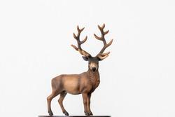 Figure of deer