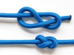 Figure of 8 knot