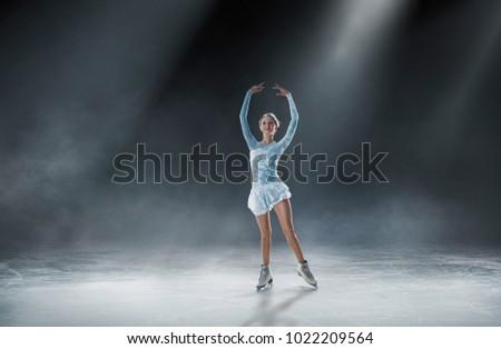 figure skating sport photo #1022209564