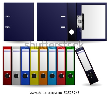 Files and Folders Raster