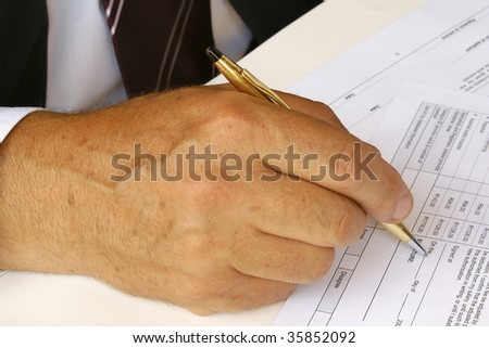 Filling forms