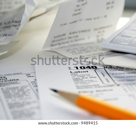 Filling out your 2007 IRS form 1040