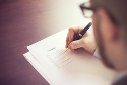 Filling Tasks to Checklist
