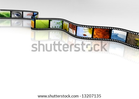 Film - stock photo