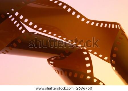 Film-I - stock photo