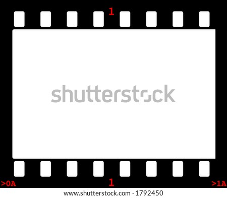 Film with Frame Numbers