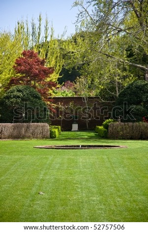 Filoli is a country house set in 16 acres (6.5 ha) of formal gardens surrounded by 654 acres (265 ha) estate, located in Woodside