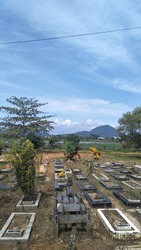 final resting place with the view