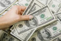 finance: a lot of money (U.S. dollars)