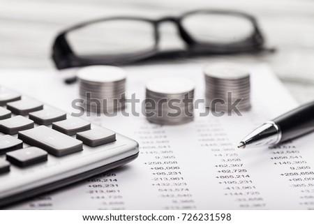 Finance concept. #726231598