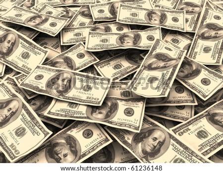 Financial background money illustration stock photo