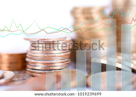 Financial concept image