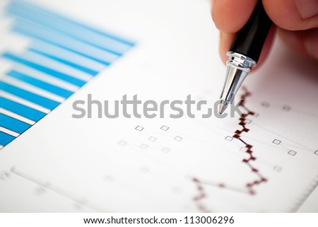 Financial data analyzing. Macro.
