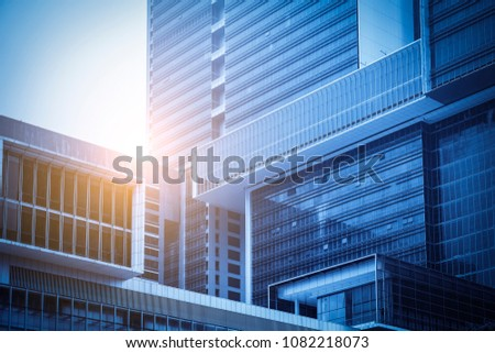 financial district commercial...