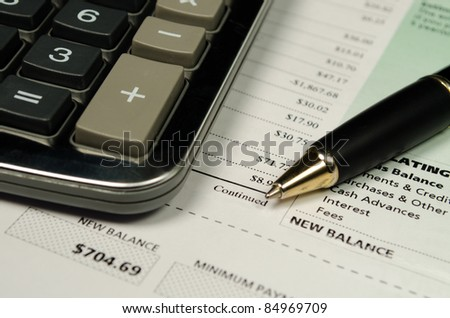 Financial Document
