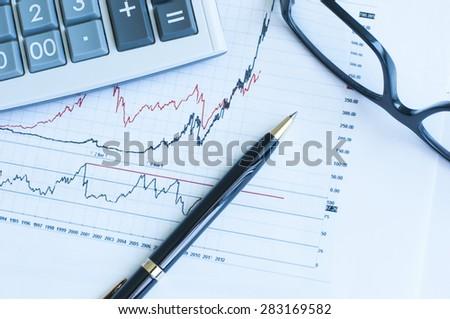 Financial graph analysis