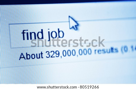 find job text in web browser