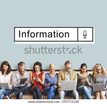Find Search Data Information Concept #593751128