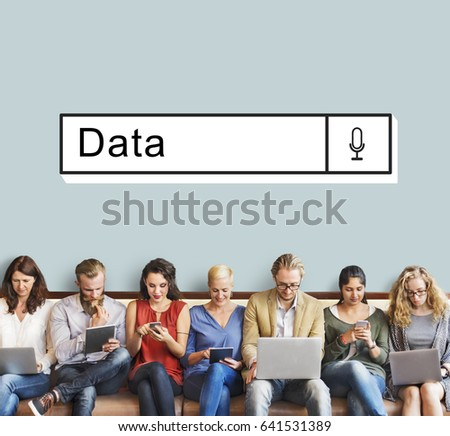 Find Search Data Information Concept #641531389