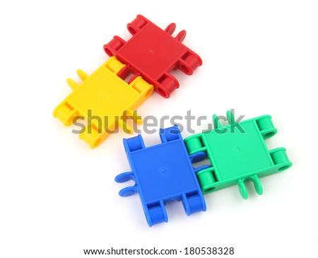 Finding the right match - symbolizing unity, teamwork, diversity #180538328