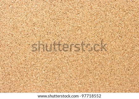 Fine cork texture with for background usage