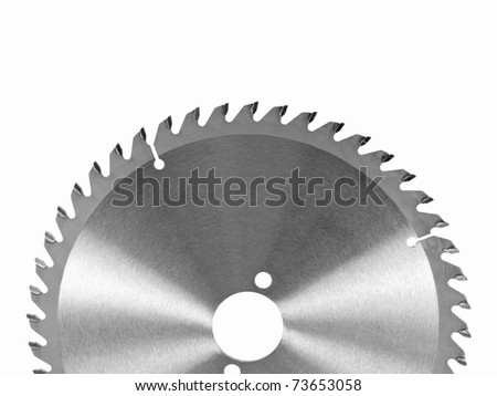 Fine cut circular saw blade