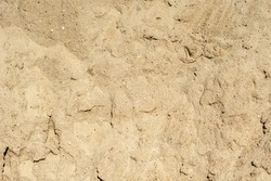 fine sand with bumps as a texture