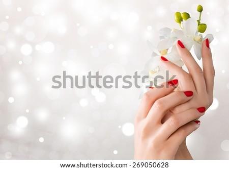 Fingernail, Manicure, Human Hand.