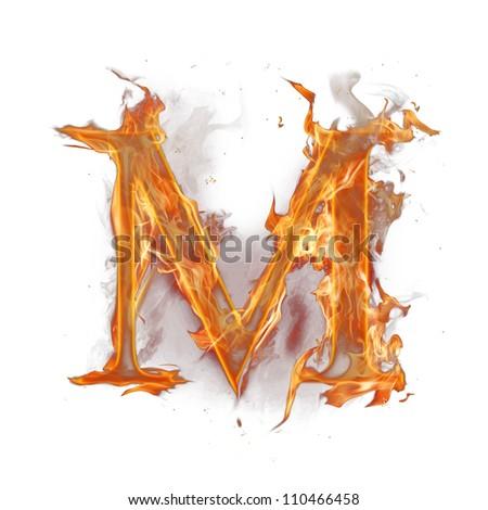 Free Photos Fire Alphabet Letter M Avopix Com