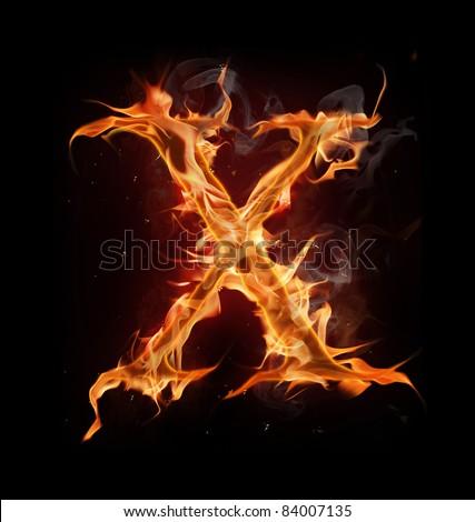 Free photos letters and symbols in fire letter b avopix fire alphabet letter x 84007135 altavistaventures Images